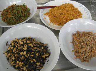 お豆と野菜でお惣菜.jpg